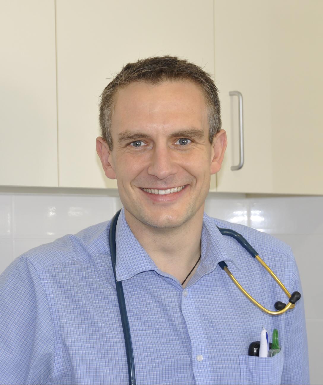 Dr Barry Hartley-Jackson